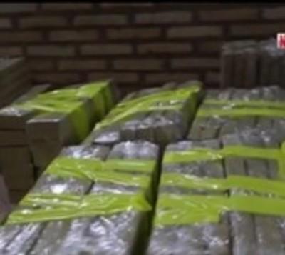 Incautan varios kilos de drogas en Amambay