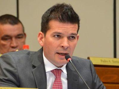 """Sergio Godoy: """"Generalmente el acercamiento de Mario Abdo es cuando necesita algo. Yo al menos confianza 0 le tengo"""""""