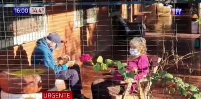 Abuelita sin nexo en Concepción – Prensa 5