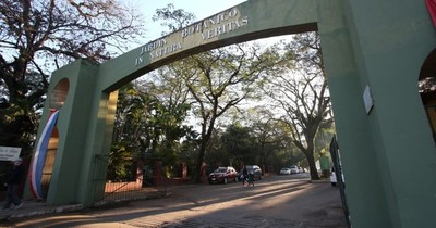 Asuncenos piden apertura del Jardín Botánico como espacio para actividades físicas
