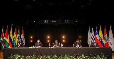 """""""Kóre, no puedo andar como niñero"""": desliz de Mario Abdo en cumbre del Mercosur"""