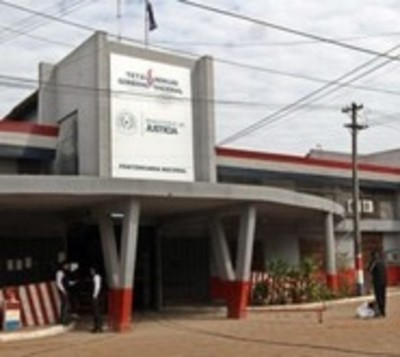 Fiscalía ordena libertad de jefe de seguridad de Tacumbú