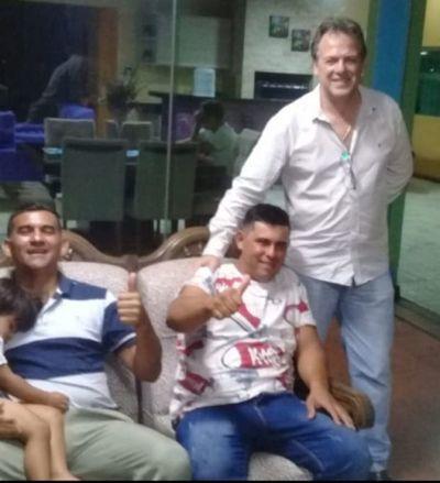 AUDIO:  Javier Barboza compinche de Néstor Echeverria anuncia censo con acompañamiento policial en PJC