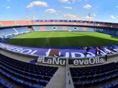 HOY / Salta el primer caso de coronavirus en el fútbol paraguayo