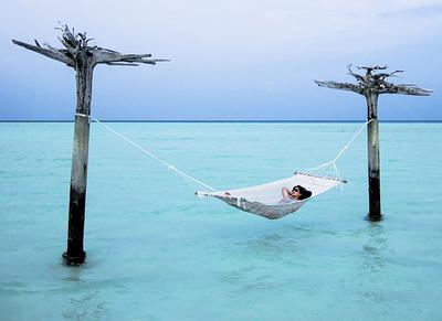 Momentos de relax en tierras lejanas