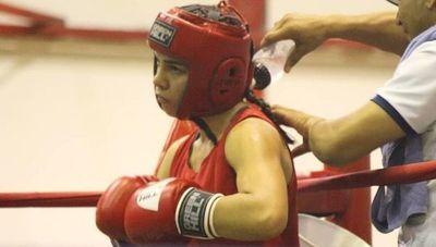"""""""Deseo ser la primera mujer boxeadora en conquistar grandes logros para el país"""""""
