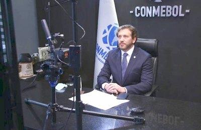 La Conmebol presentó protocolo al Mercosur