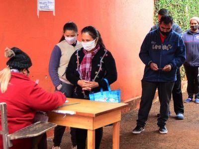 Grave crisis económica lleva a las familias a vivir de la ayuda en CDE