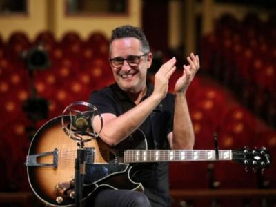 Jorge Drexler brinda un nuevo concierto virtual este domingo