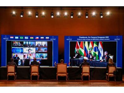 Mercosur buscará acción conjunta para enfrentar efectos de pandemia