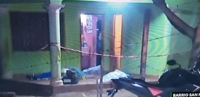 HOY / Policía mató a 5 miembros de su familia y se suicidó: presumen que transmitió por videollamada