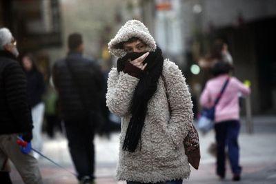 Viernes frío y soleado, anuncia Meteorología