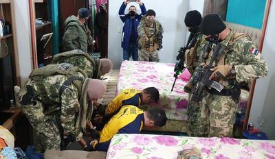 Operación Juego Sucio: En 14 allanamientos en simultáneo desmantelan la mayor red de distribución de cocaína en Central