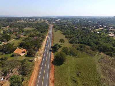 En Central, inauguran hoy 25 km de nuevos asfaltados interurbanos