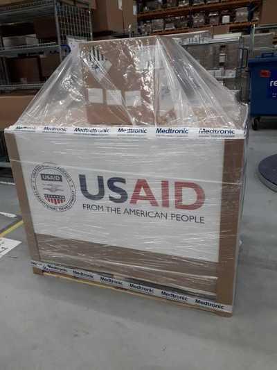 Embajador norteamericano anunció envío de respiradores a Paraguay
