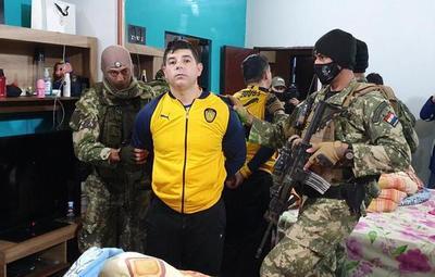 Senad detuvo a líder de la mayor red de traficantes de cocaína de Central