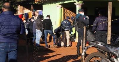 """Horror en Capiatá: sobreviviente relata cómo el policía """"entró a matar"""" a toda la familia"""