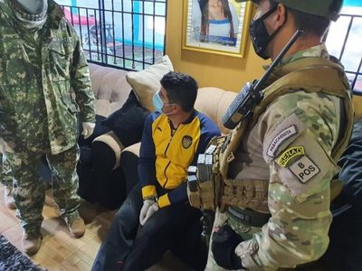 Líder de barra de Luqueño movía USD 1,5 millones al mes en drogas