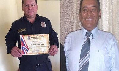 Policía rinde homenaje a dos agentes paranaenses por 30 años de servicio – Diario TNPRESS
