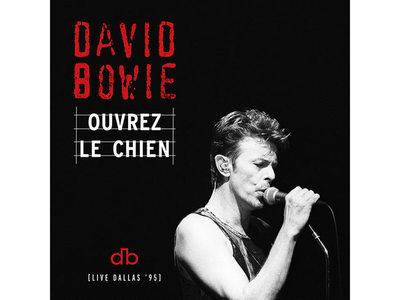 """""""Ouvrez Le Chien"""", material inédito de Bowie se lanzará hoy"""