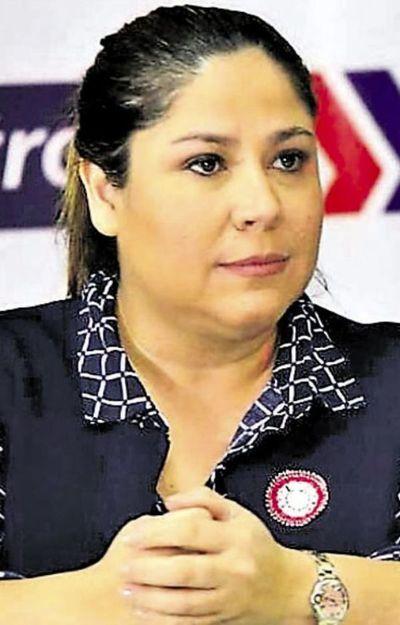 Juzgado convoca nuevamente a Patricia Samudio
