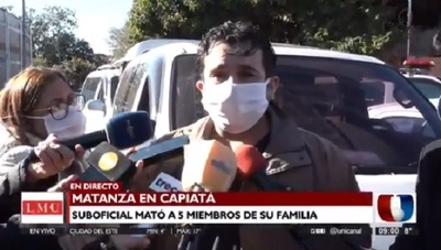 Forense explica las heridas sufridas por víctimas de masacre en Capiatá