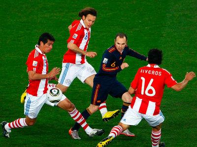 Así recuerda Andrés Iniesta el juego contra la Albirroja