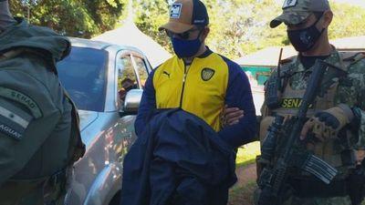 Operativo contra tráfico de cocaína: hay 15 detenidos