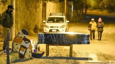 Coronavirus: Servicios fúnebres están colapsados en Bolivia