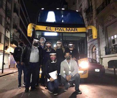 Hasta la fecha 1.737 compatriotas retornaron de Argentina