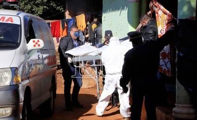 HOY / Médico Forense, Héctor Meza, sobre los detalles del múltiple homicidio en Capiatá