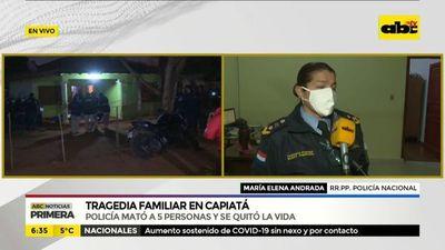 Masacre en Capiatá: Policía ya contaba con denuncias por violencia