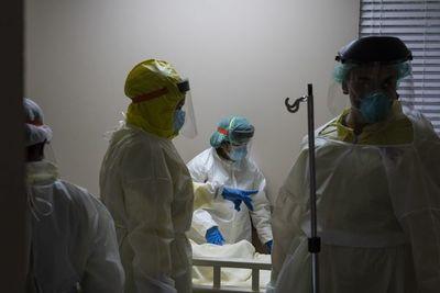 Confirman 46 nuevos casos de COVID-19 y número de internados sube a 32