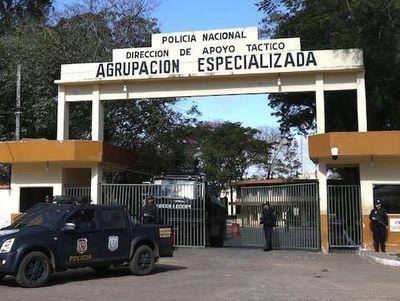 Exdirector de Tacumbú con prisión preventiva en la Agrupación Especializada