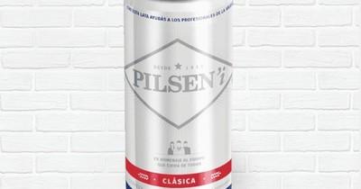 Pilsen lanza edición limitada en homenaje a los profesionales de la salud