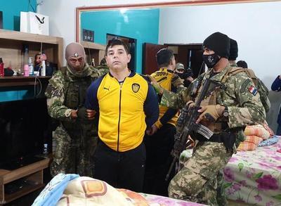 Cae hurrero de Gonzalez Daher, sindicado como líder de la mayor red de traficantes de cocaína de Central