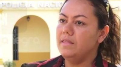 HOY / Nelly Cortesi, coordinadora de familiares, sobre la situación de familiares de agentes policiales