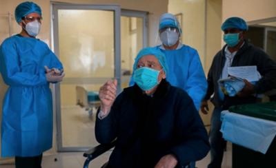HOY / Paraguay sube en el ranking mundial de casos confirmados de coronavirus