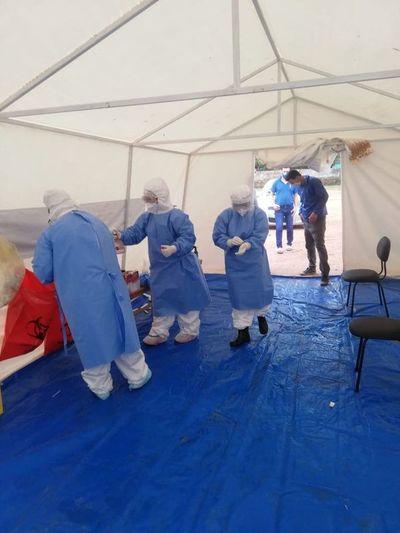 Nuevos casos de Covid-19 se registran en dos distritos de Paraguarí