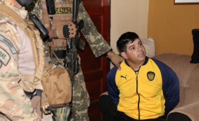 HOY / Operativo para desbaratar banda de traficantes demandó seis meses