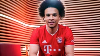 Sané aterriza en el Bayern