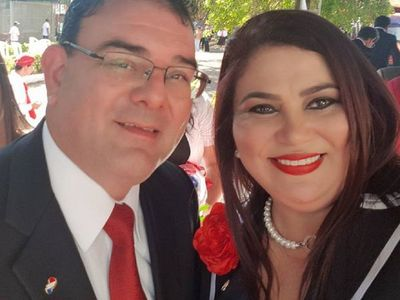 Para esposa de Rivas, su familia es perseguida