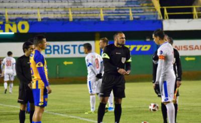 HOY / Volvió el fútbol y lo hizo con empate en el Feliciano Cáceres