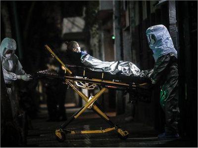 Argentina supera por primera vez los 50 fallecidos diarios por coronavirus