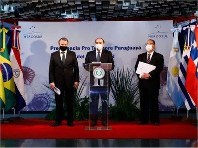 Mercosur apuesta a labor conjunta para combatir al Covid