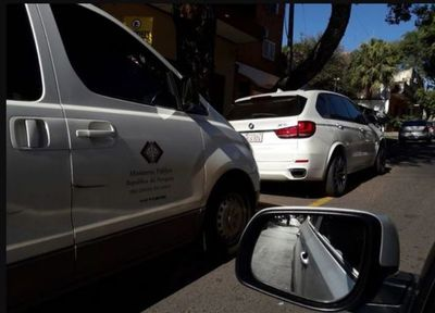Rosetti, en auto de G. 500 millones