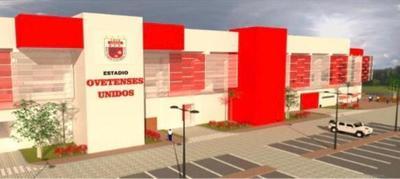 """Presentaron Proyecto de renovación para el estadio """"Ovetenses Unidos"""""""