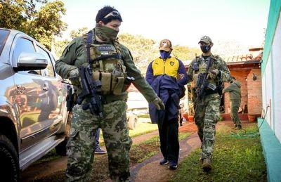 Desarticulan red que se infiltraba en el fútbol y la política para traficar cocaína