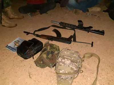 Detienen a tres brasileños armados en Bella Vista Norte