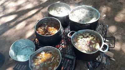 Alto Paraná: Realizan 770 ollas populares para asistir a las personas vulnerables ante la crisis